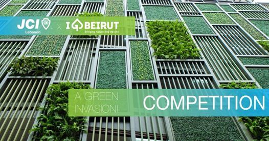I Green Beirut Green Design Competition