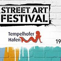 Street Art Festival im Tempelhofer Hafen