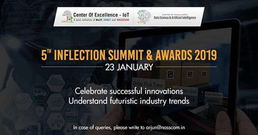 5th Inflection Summit & Award 2019