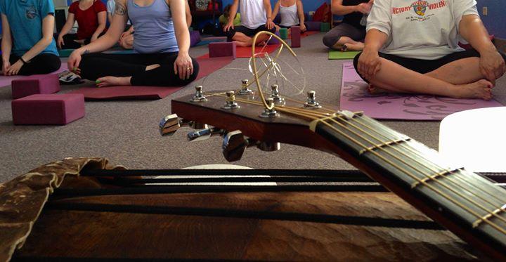 Live Musical Kundalini Yoga at Urban Yoga