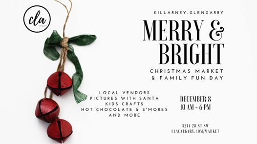 Merry & Bright Christmas Market and Family Day