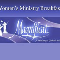 Magnificat Westbank Chapter Breakfast Testimony-Michele Berger