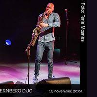 Joshua Redman (USA) - Ola Kvernberg Duo