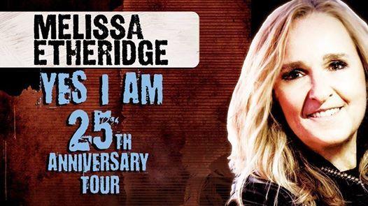 Melissa Etheridge Yes I Am 25