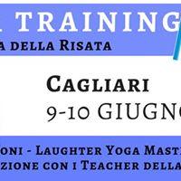 Leader Training di Yoga della Risata a Cagliari Lara Lucaccioni