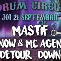 21 SEPT Mastif (Hu) Detour Snow &amp MC Agent at Flying Circus