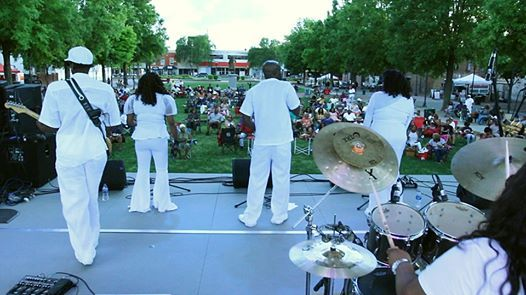 The Precise Band  Earlewood Park