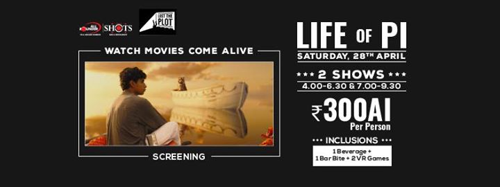 Life of Pi - Watch Movies Come Alive