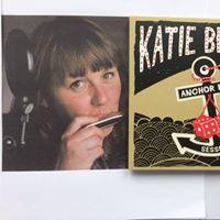 KATIE Bradley blues singer extraordinaire and harmonica player