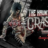 The Haunted Insane Asylum with Crash and Burn