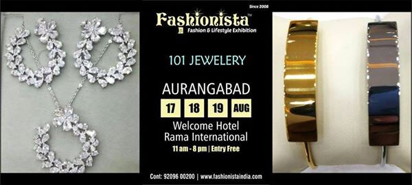 101 Jewellery Fashionista Exhibitions Aurangabad