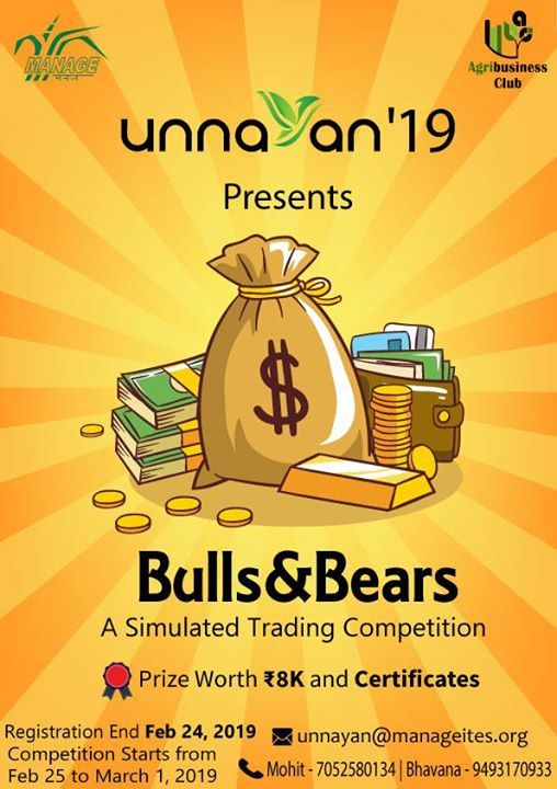 Bulls&Bears - A Simulated Trading Competition