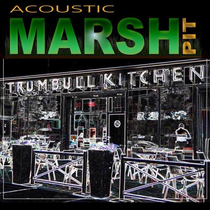 Trumbull Kitchen, Acoustic Marshpit & Hartford Oh My OUTSIDE PATIO ...