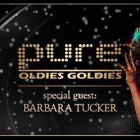 PURE Oldies Goldies with Barbara Tucker  Cvetliarna 16.dec