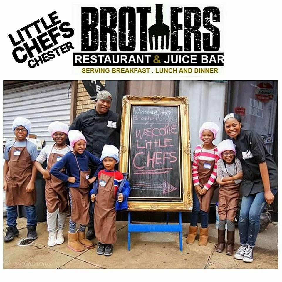 MJ Freed Little Chef Cooking Classes