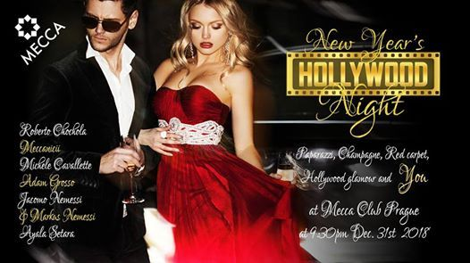 New Years Eve Hollywood Night