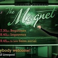 Tuesday Salsa classes and social at The Magnet