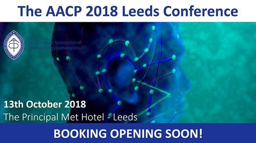 The AACP Leeds Conference 2018