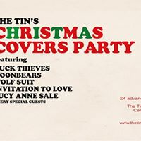 The Tin Christmas Covers Party