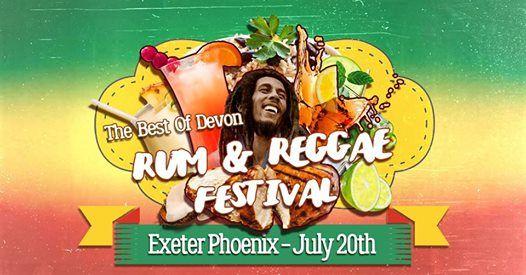 Best of Devon Rum & Reggae Festival