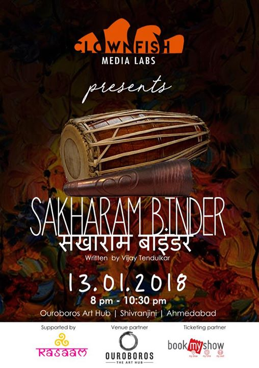 Sakharam Binder