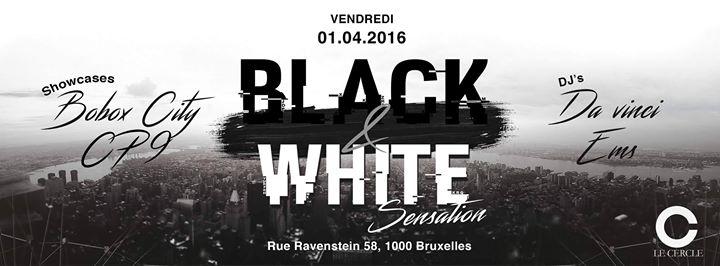 Black White Sensation 104 Showcase Bobox City Cp9 At Le