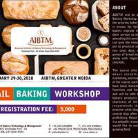 Retail Baking Workshop