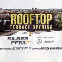 Terrace Opening by Silberpfeil Energy Drink - 3.6.17
