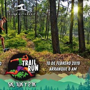 Trail Run Series 2019