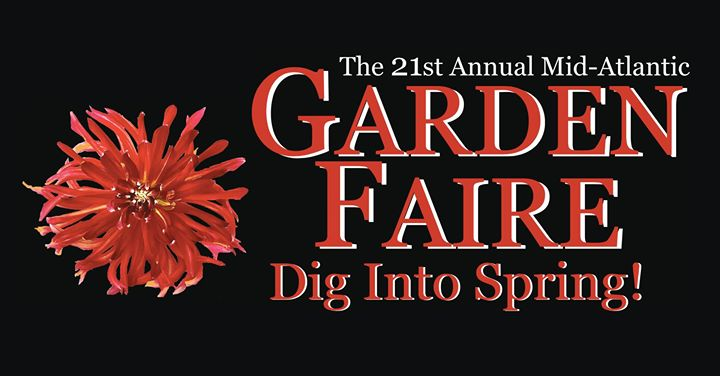 21st Annual Mid Atlantic Garden Faire At Southwest Virginia Higher  Education Center, Abingdon