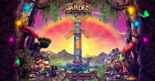 Garden Festival 2019 - (Excurso Oficial de Curitiba )