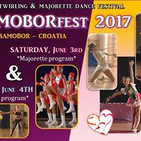 2017 SAMOBORfest International twirling &amp majorette festival