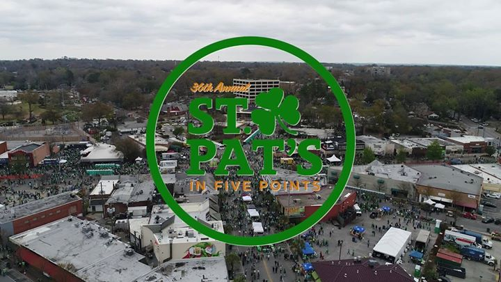 36th Annual St. Pats in Five Points