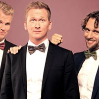 Christmas with Nordic Tenors - F billetter