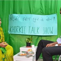Khirkee Talk Show at Khirkee Festival