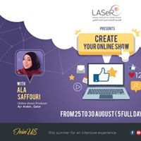 How to  Create your online show