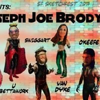 SF Sketchfest RoastSFs Comedy Roast of Broseph Joe Brody