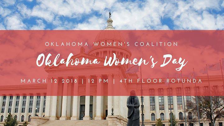 Oklahoma Womens Day