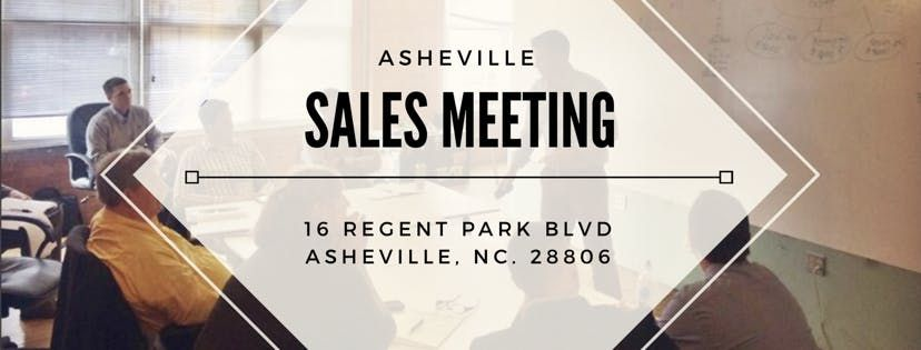 Asheville Sales Meeting