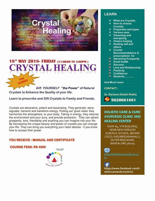 Crystal Healing For All
