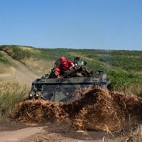 Tank Driving Event - Stirling