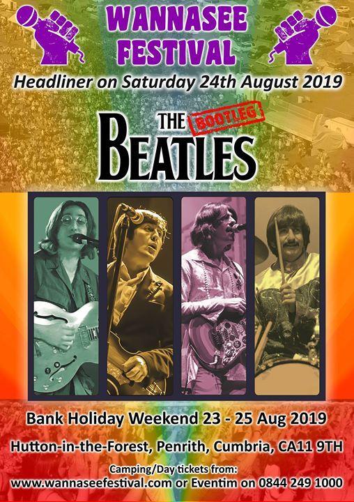 Bootleg Beatles at Wannasee | Carlisle