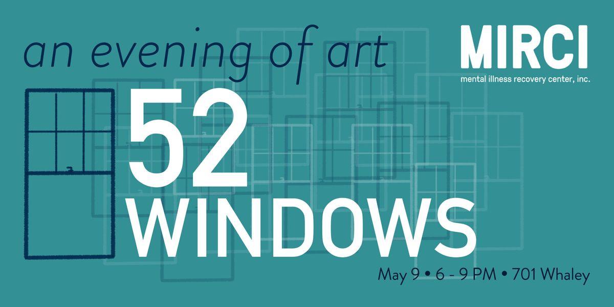 52 Windows - An Evening of Art
