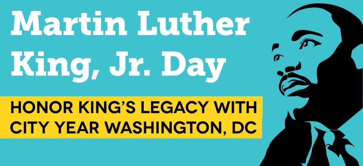 Volunteer at the DC MLK Day of Service