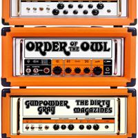Mothership Order of the Owl Gunpowder Gray &amp Dirty Magazine