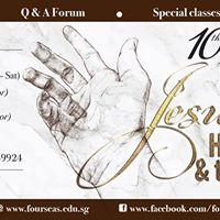 10th Annual Four Seas Lectureship