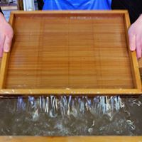 Traditional &amp Nontraditional Techniques in Japanese Papermaking
