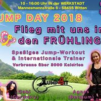 Jump Day 2018 - Flieg mit uns in den Frhling