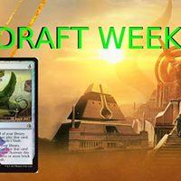 Amonkhet Draft Weekend - Sabato Pomeriggio