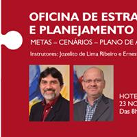 Programa de Fortalecimento do Empreendedor - Oficina Estratgia e Planejamento 2016
